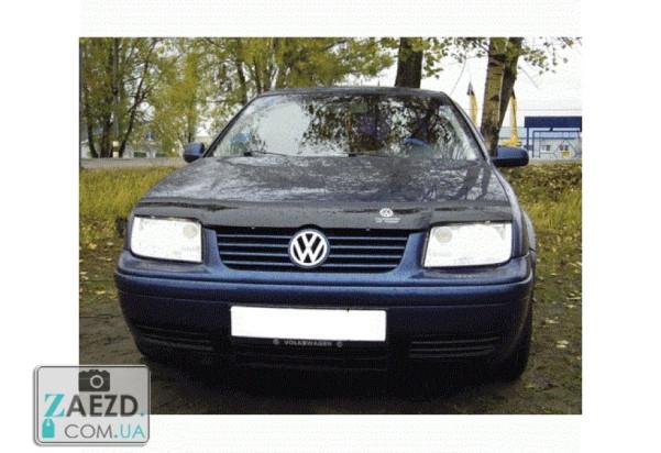 Дефлектор капота VW Bora 98-05 (Vip Tuning)