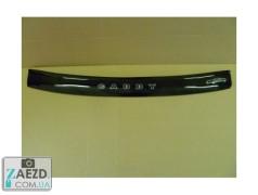 Дефлектор капота VW Caddy 2 95-04 (Vip Tuning)
