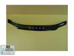 Дефлектор капота VW Caddy 3 04-10 (Vip Tuning)