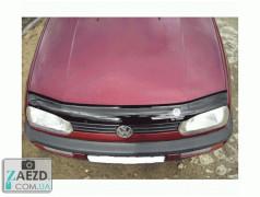 Дефлектор капота VW Golf 3 91-98 (Vip Tuning)