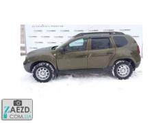 Дефлекторы окон Dacia Duster 18- (Cobra Tuning)