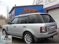 Дефлекторы окон Range Rover 3 02-12 (Cobra Tuning)