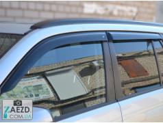 Дефлекторы окон Suzuki Grand Vitara 2 05-15 5 дверей (Cobra Tuning)