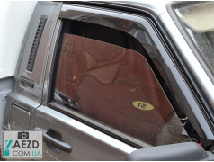 Дефлекторы окон ВАЗ 2109 2 двери (Cobra Tuning)
