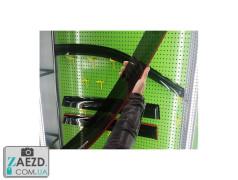 Дефлекторы окон Audi A3 12- седан (VL Tuning)