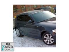 Дефлекторы окон BMW 1 F20 11- 5 дверей (VL Tuning)