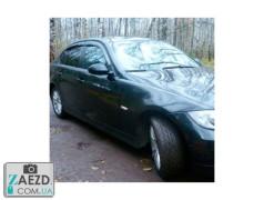 Дефлекторы окон BMW 3 E90 05-12 седан (VL Tuning)