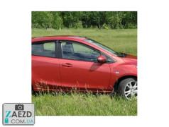 Дефлекторы окон Mazda 3 03-09 хэтчбек (VL Tuning)