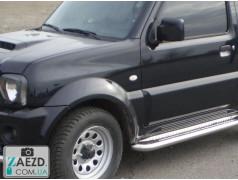 Дефлекторы окон Suzuki Jimny 98-18 (VL Tuning)