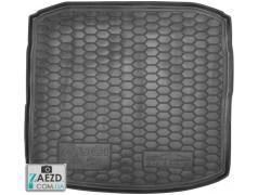 Коврик в багажник Audi A3 12- седан, резиновый (Avto Gumm)