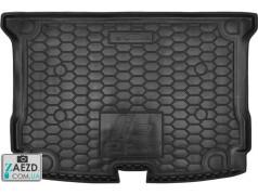 Коврик в багажник BMW i3 13- резиновый (Avto Gumm)
