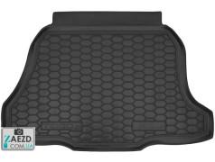 Коврик в багажник Chery Tiggo 2 16- резиновый (Avto Gumm)