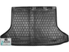 Коврик в багажник Chery Tiggo 3 18- резиновый (Avto Gumm)