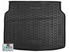 Коврик в багажник Chery Tiggo 4 17- резиновый (Avto Gumm)