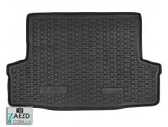 Коврик в багажник Chevrolet Aveo 03-05 седан, резиновый (Avto Gumm)