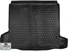 Коврик в багажник Chevrolet Cruze 08-15, резиновый (Avto Gumm)