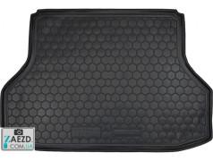 Коврик в багажник Chevrolet Lacetti 04-13 седан, резиновый (Avto Gumm)
