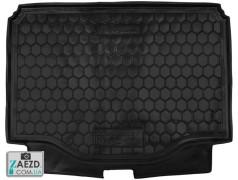 Коврик в багажник Chevrolet Tracker 13- резиновый (Avto Gumm)