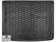 Коврик в багажник Chevrolet Volt 10-16, резиновый (Avto Gumm)