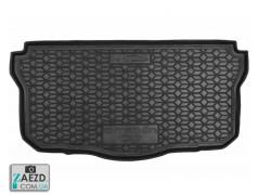 Коврик в багажник Citroen C1 14- резиновый (Avto Gumm)