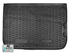 Коврик в багажник Citroen C4 Picasso 06-13, резиновый (Avto Gumm)