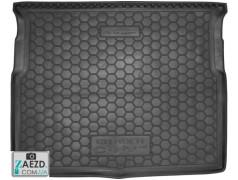 Коврик в багажник Citroen C4 Picasso 2 13- резиновый (Avto Gumm)