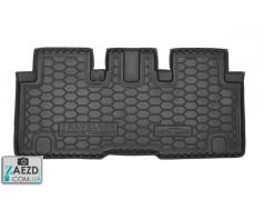 Коврик в багажник Citroen SpaceTourer 16- резиновый (Avto Gumm)