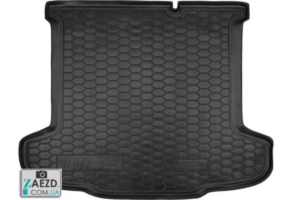 Коврик в багажник Fiat Tipo 16- седан, резиновый (Avto Gumm)