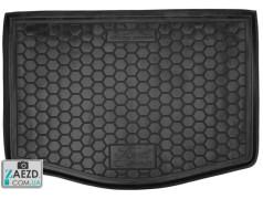 Коврик в багажник Ford C-Max 2 10- резиновый (Avto Gumm)