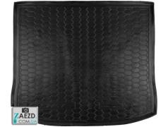 Коврик в багажник Ford Edge 14- резиновый (Avto Gumm)