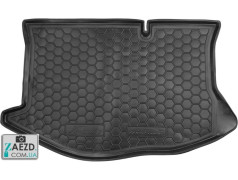 Коврик в багажник Ford Fiesta 6 08-13, резиновый (Avto Gumm)