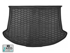 Коврик в багажник Great Wall Haval H2 17- резиновый (Avto Gumm)