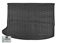 Коврик в багажник Great Wall Haval H6 17- резиновый (Avto Gumm)