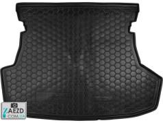Коврик в багажник Great Wall Voleex C30 10- резиновый (Avto Gumm)