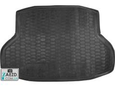 Коврик в багажник Honda Civic 10 15- резиновый (Avto Gumm)