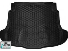 Коврик в багажник Honda CR-V 3 06-12, резиновый (Avto Gumm)