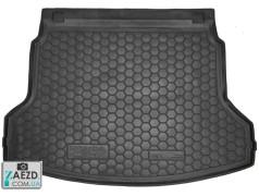 Коврик в багажник Honda CR-V 4 12-16, резиновый (Avto Gumm)