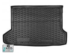 Коврик в багажник Honda HR-V 2 18- без запаски, резиновый (Avto Gumm)