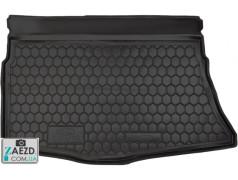 Коврик в багажник Kia Ceed 2 12-18 хетчбэк, резиновый (Avto Gumm)