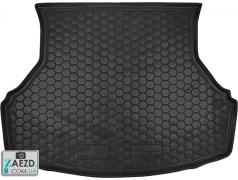 Коврик в багажник Lada Granta 2190 без шумоизоляции, резиновый (Avto Gumm)