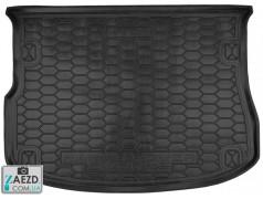 Коврик в багажник Range Rover Evoque 11- резиновый (Avto Gumm)