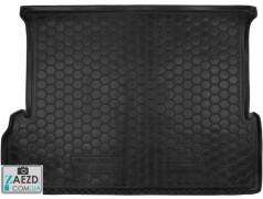 Коврик в багажник Lexus GX 460 09- 7 мест, резиновый (Avto Gumm)