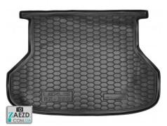 Коврик в багажник Lexus RX 350 03-09, резиновый (Avto Gumm)