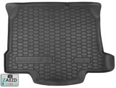 Коврик в багажник Mazda 3 09-14 седан, резиновый (Avto Gumm)