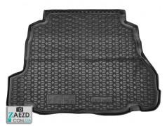 Коврик в багажник Mazda 323 94-00 седан, резиновый (Avto Gumm)