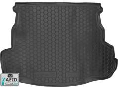 Коврик в багажник Mazda 6 02-08 седан, резиновый (Avto Gumm)