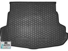 Коврик в багажник Mazda 6 07-12 седан, резиновый (Avto Gumm)