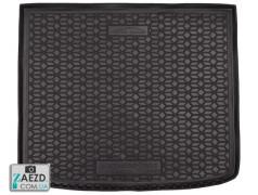 Коврик в багажник Mercedes B W245 05-11, резиновый (Avto Gumm)