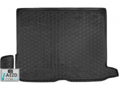 Коврик в багажник Mercedes GLC X253 15- резиновый (Avto Gumm)