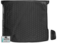 Коврик в багажник Mercedes ML W166 11-15, резиновый (Avto Gumm)
